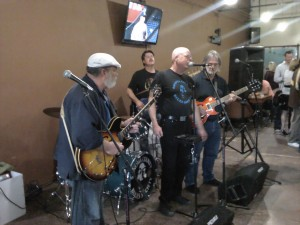 Sonoma County Blues Society @ Sprengers Tap Room - Santa Rosa, CA